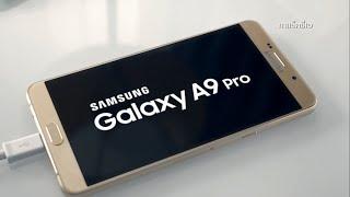 ใหม่! Galaxy A9 Pro แบตอึด ใช้งานยาวเช้าถึงค่ำก็ยังไหว ด้วยความจุถึ...