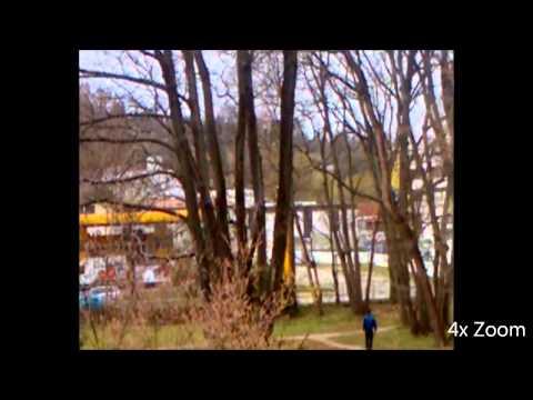 LG KM900 Arena Testvideos 3