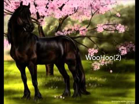 Big Black Horse And The Cherry Tree Lyrics With MP3 Download