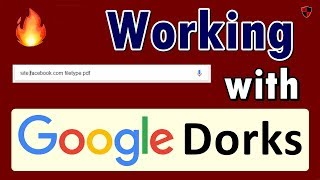 [HINDI] Working with Google Dorks | Google Dorking Practical