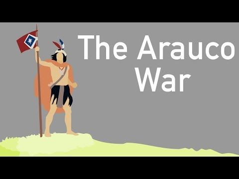 The Arauco War | History #5