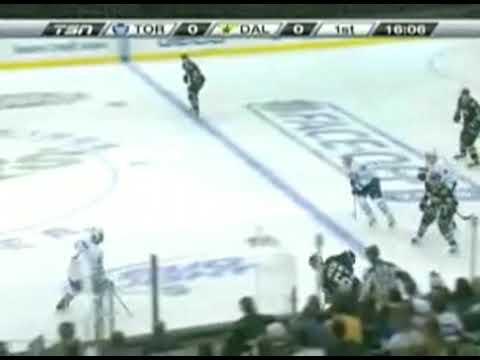 Toronto Maple Leafs @ Dallas Stars (FULL GAME)