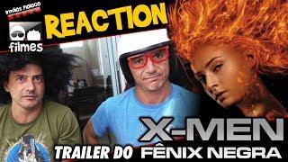 🎬 X-Men Fênix Negra - Reaction Trailer Irmãos Piologo Filmes