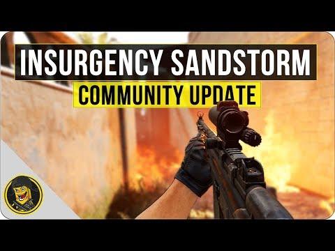 Insurgency: Sandstorm - Community Update!