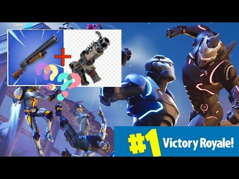 Pump & Tactical SMG Meta?| Return of the Squad!| Fortnite PS4 Battle Royale Gameplay