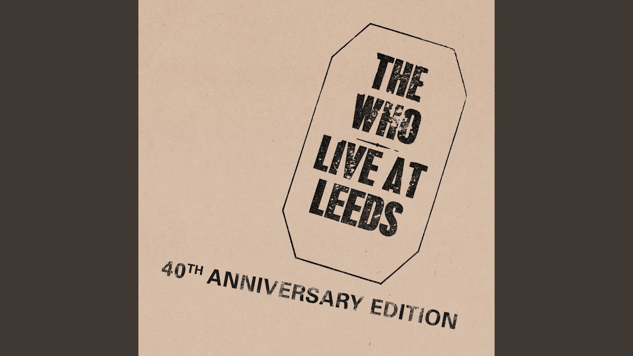 Magic Bus (40th Anniversary Version - Live At Leeds) - YouTube