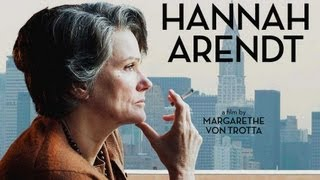 Hannah Arendt MOVIE Trailer