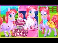 💫 Disney Princess Whisker Haven Palace Pets Ariel's Seashell Pretty Pony Grooming Makeover Game