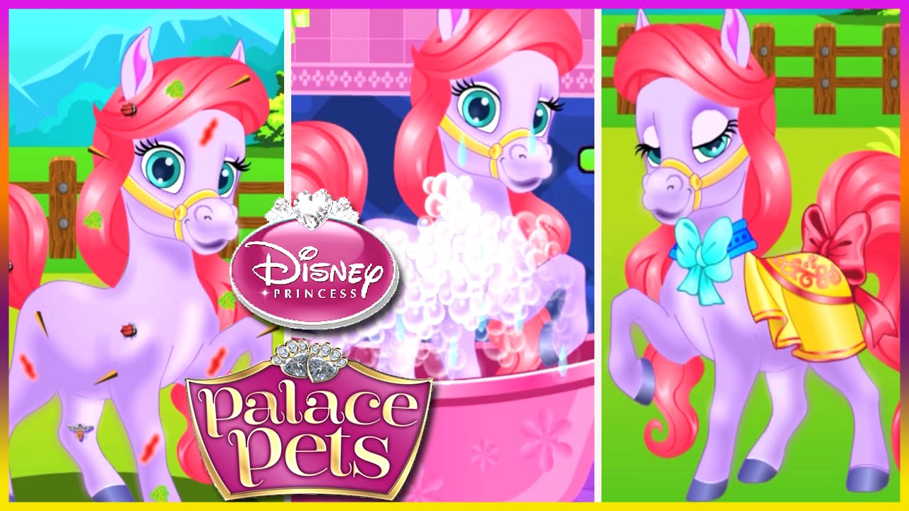 Princess Palace Pets Names