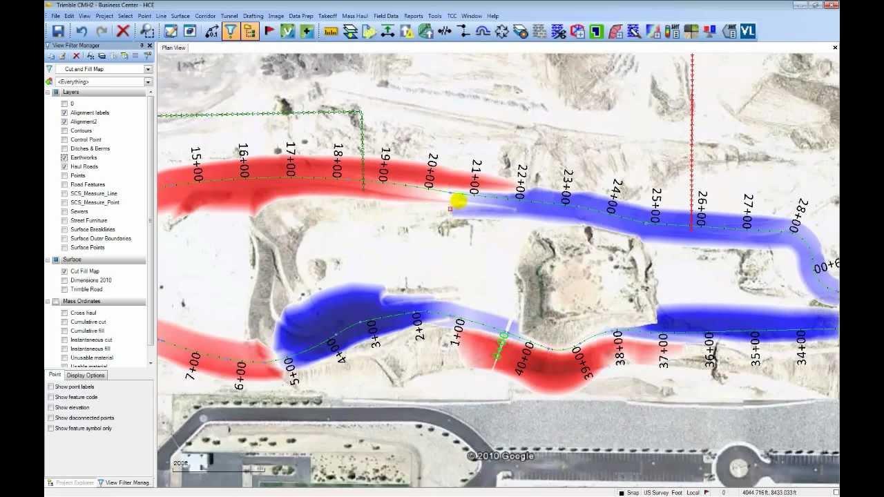 14 Business Center  HCE Corridor Mass Haulmp4  YouTube
