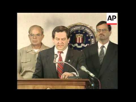 USA: US NAVY DENY CLAIM THAT THEY SHOT DOWN TWA FLIGHT 800