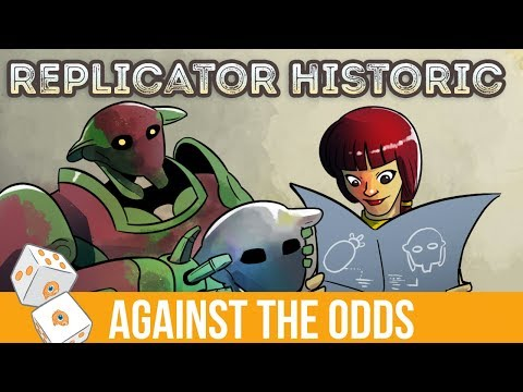 Against the Odds: Replicator Historic (Standard, Magic Arena)