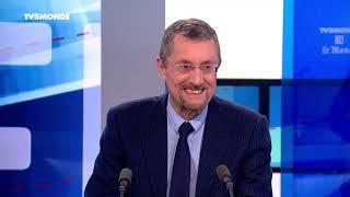 Bernard Bajolet, ex-ambassadeur et ex-directeur DGSE, est l'invité d'Internationales (10/02/19)