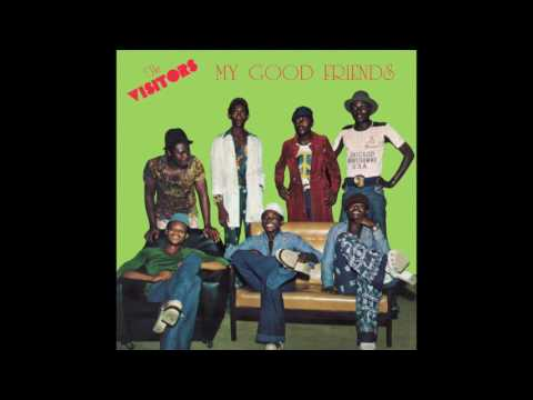 The Visitors | Album: My Good Friends | Afro-Funk | Nigeria | 1977