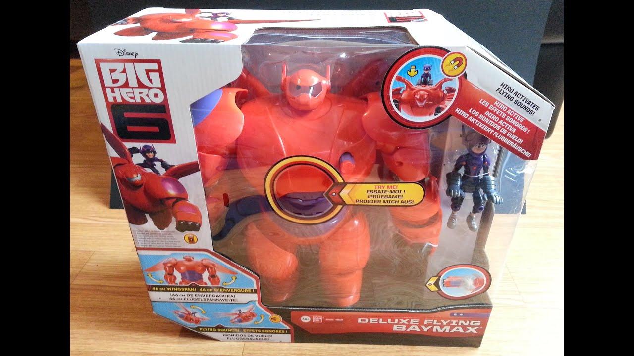 Jouet Les Nouveaux Heros Big Hero 6 Figurine Baymax