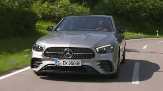 Mercedes E-Class Plug-In Hybrid (2021) - Interior, Exterior, and Performance