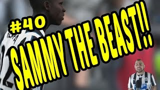 SAMMY THE MOTHER SUCKING BEAST!!!! FIFA 14 Career Mode #40