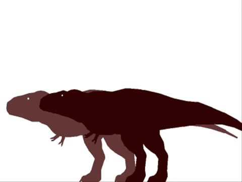 ASDC   Nanotyrannus vs Tyrannosaurus Rex