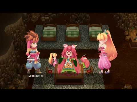 Secret of Mana Remake - Part 2 (no commentary)