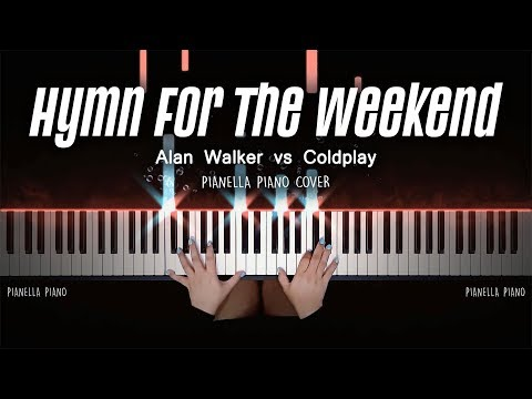 alan-walker-vs-coldplay---hymn-for-the-weekend-[remix]-|-piano-cover-by-pianella-piano