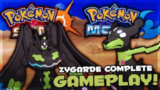 Download lagu  NEW SUN AND MOON GAMEPLAY ZYGARDE 10COMPLETE FORMES ABILITY NEW MOVESPokemon SunMoon MP3