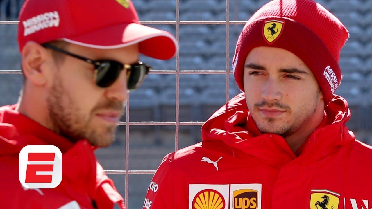 Why Ferrari have a 'big, big problem' with Charles Leclerc, Sebastian Vettel   F1
