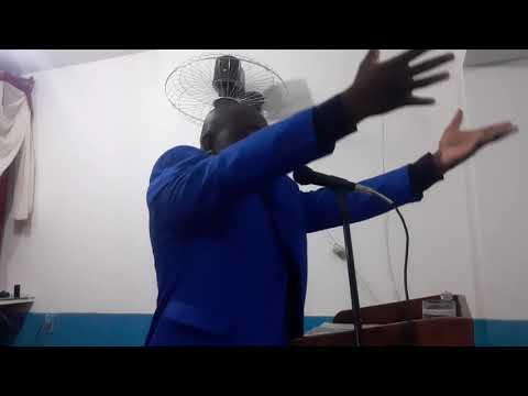 Primeira Pregação De 2020 PB Wellington Ferreira