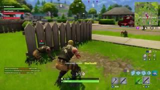 Fortnite - Team Trolling