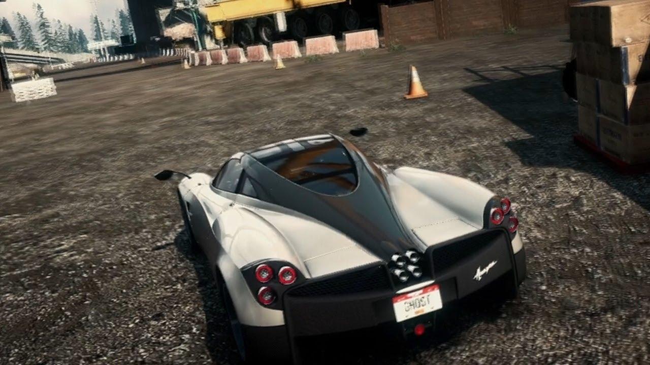 Need for Sd: Rivals Walkthrough - Pagani Huayra - Test Drive ...