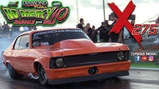X275 QUALIFYING ACTION FROM NO MERCY 10!!!!!