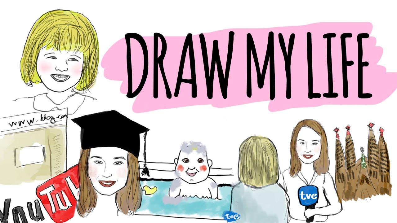 Draw my life sylvia salas youtube - Sylvia salas ...