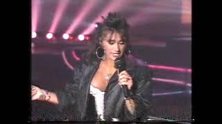 Actuacion Sabrina (TVE, Nochevieja 1987)