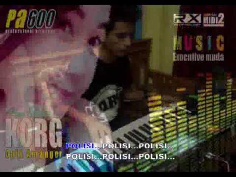 Polisi karaoke pa600