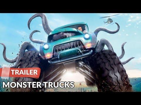 Monster Trucks 2017 Trailer HD | Lucas Till | Jane Levy