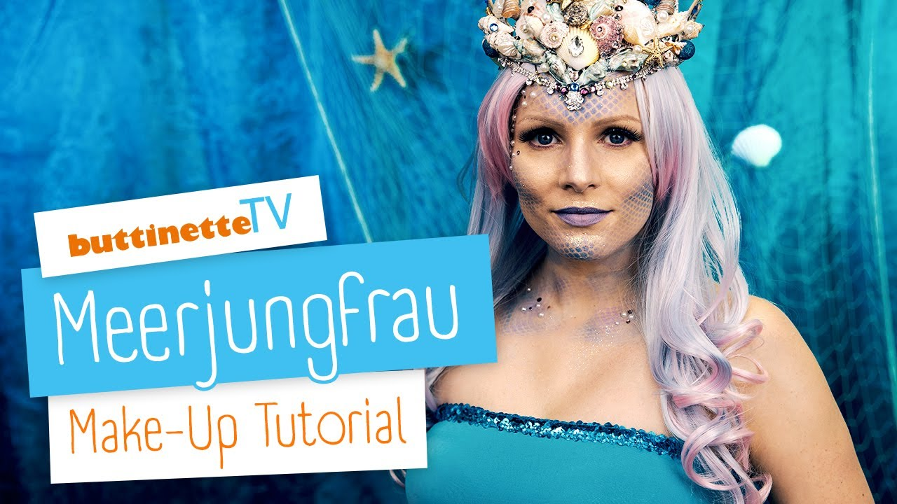 Indianerin Schminken Buttinette Tv Make Up Tutorial Youtube