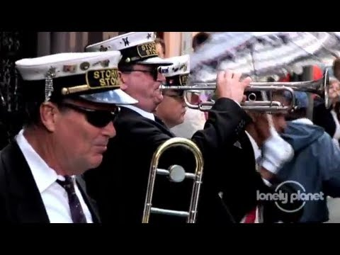 Beginner's guide to New Orleans - Lonely Planet travel video