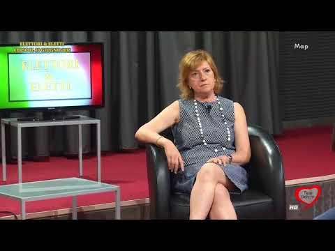 Elettori & Eletti 2017/18 023 Tonia Spina, Candidata sindaco Bisceglie