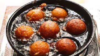 പുട്ടു പൊടി ഉണ്ടോ? എങ്കിൽ അടിപൊളി ഉണ്ണിയപ്പം റെഡി! Kerala Unniyappam | Adukkala Magic Recipes Ep32