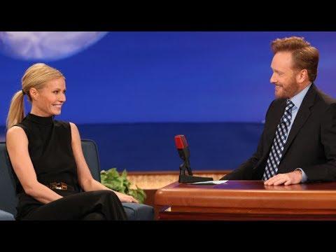 Gwyneth Paltrow Interview Part 01 - Conan on TBS