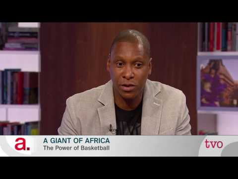 A Giant of Africa