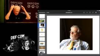 DEF CON 23 - Richard Thieme - Hacking the Human Body and Brain