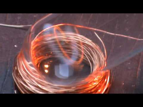 Physics experiment: high speed magnetic motor