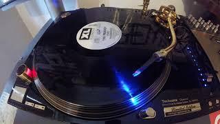 Prodigy Charly technics 1200 mk5 gold limited edition