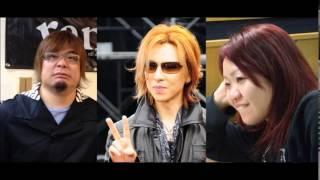 ホルモンのダイスケはんとナヲさんが記者会見でX JAPANのYOSHIKIさんと...