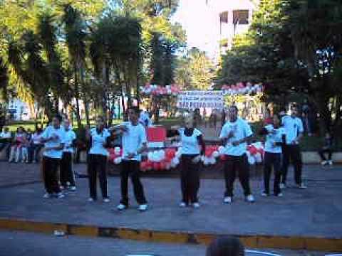 Dança M J G E Eu nasci pra vencer 28 05 10 São Pedro do Sul