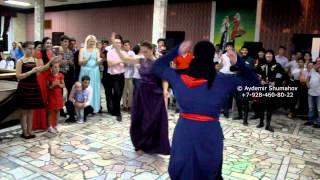 Ну очень зажигательные Адыгские танцы