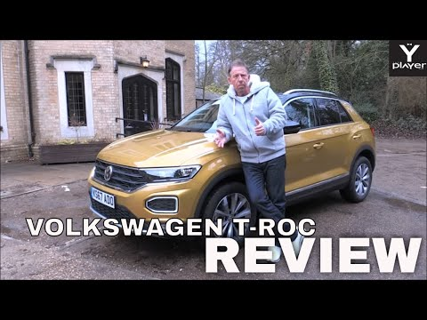Volkswagen T-Roc 2018 SUV in-depth review | The Player Review