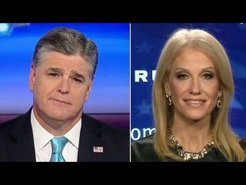 Kellyanne Conway on Trump's transition and 100-day plan