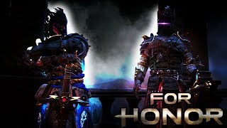 [For Honor] DANCE OF DEATH With ISkys!