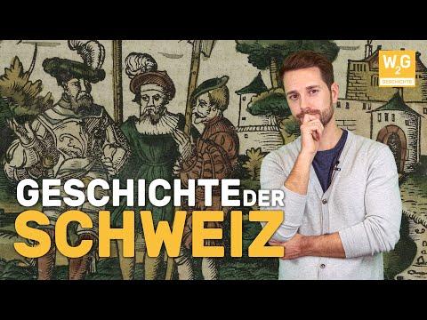Die Geschichte der (neutralen) Schweiz